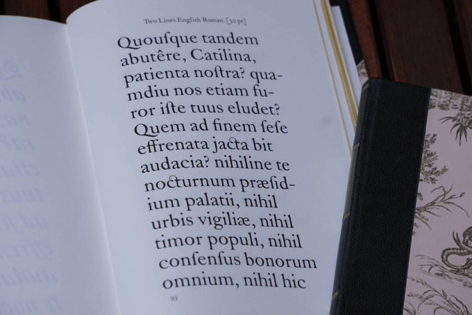 Justin Howes, The Revival of Caslon Types. Three Essays from Matrix...